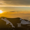 Mauna Kea Summit at Sunset