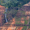 Another View of Waipoo Falls - Waimea Canyon