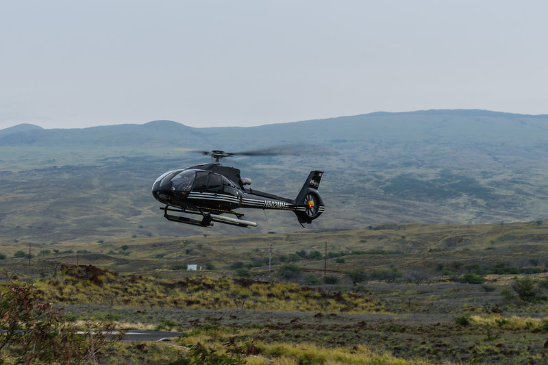 Our Last Big Adventure - Helcopter Tour of the Big Island