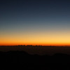 Haleakala 10,000 feet above sea level