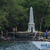 Captain Cook Monument at Kealakekua Bay