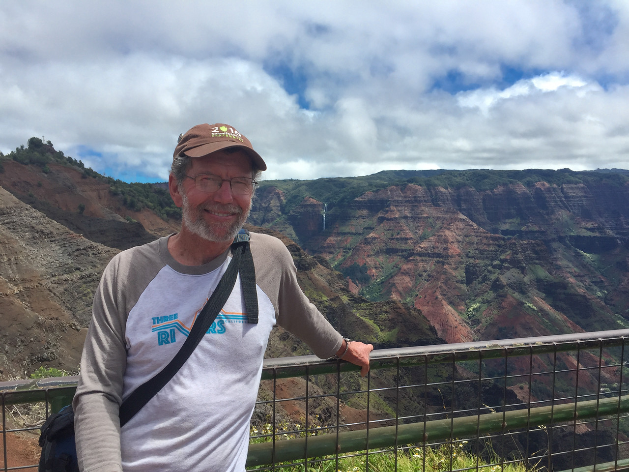 Hawaii 2017; Kauai. visit to Waimea Canyon
