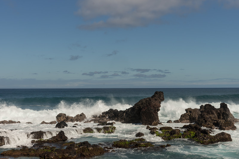 """View from the famous """"Road to Hana"""""""