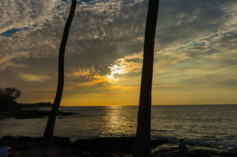 Lava Lava Beach Club Sunset