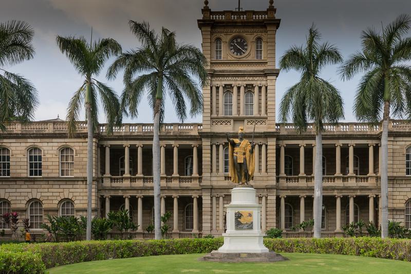 Hawaii 5-0 Headquarters