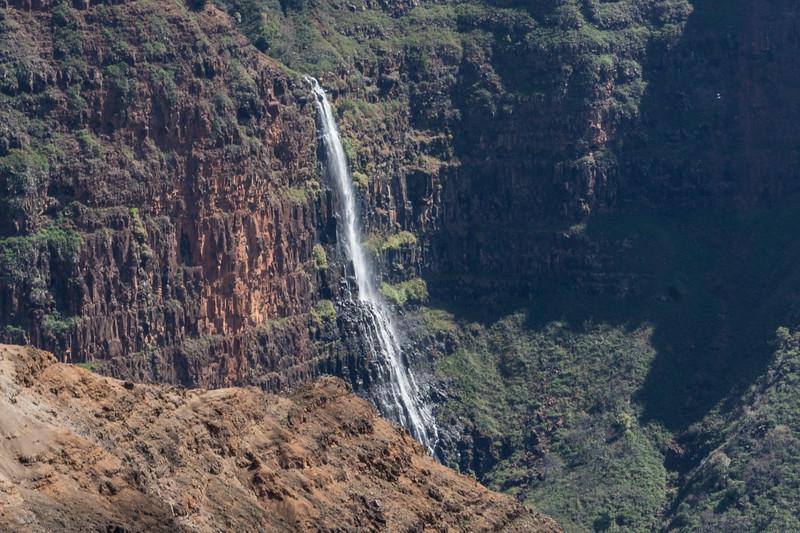 Waipo Falls  - Kauai