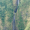 Waihilau Falls in Waimanu Valley Up Closer
