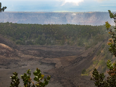 Kiluea Iki Crater