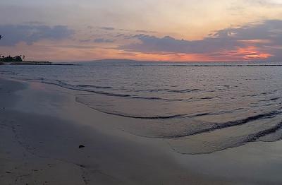 Kalepolepo Fishpond Sunset