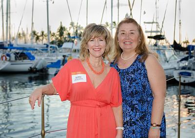 Hawaii Chapter Reception