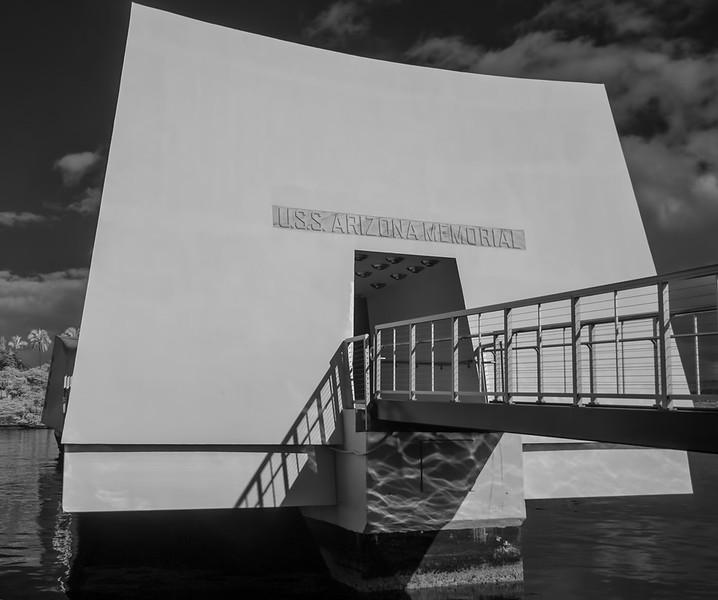 USS Arizona Memorial, Oahu