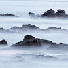 Rocks in harbor, Hilo, Big Island