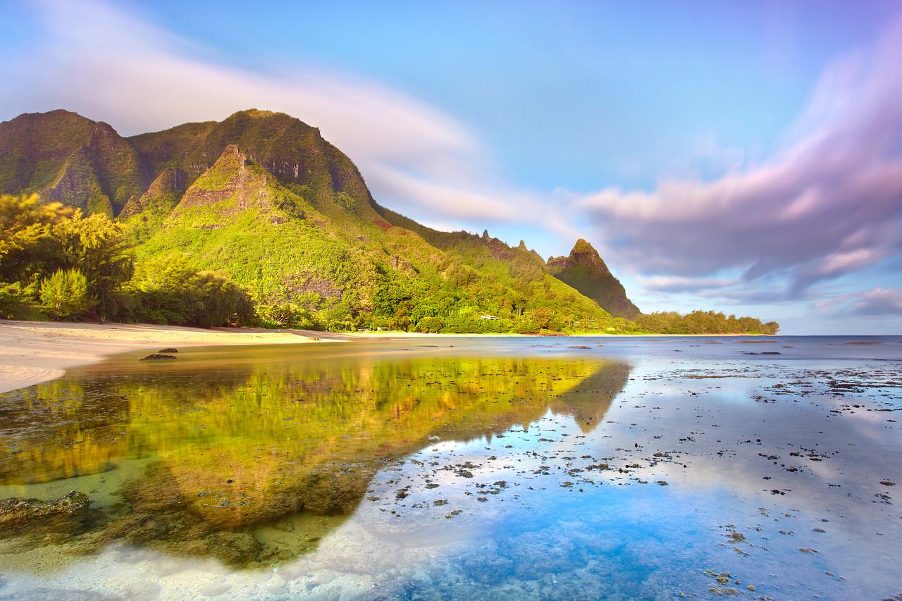Haena Reflections - Haena/Tunnels Beach, Kauai, Hawaii