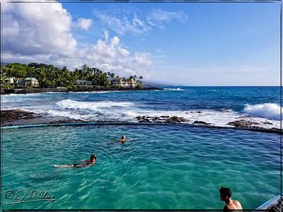 90 Minutes of photos in Kona, Hawaii
