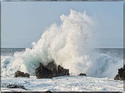 Lapuahoehoe Beach Park Waves