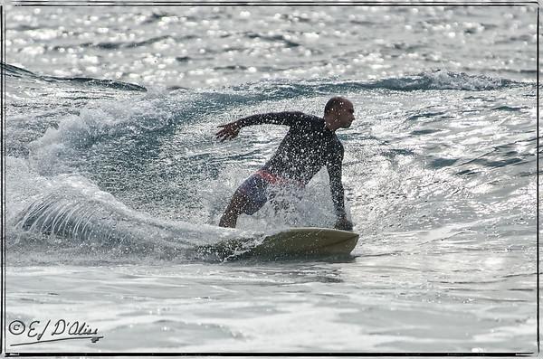 Surfing Pine Tree Park