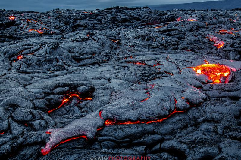 Hawaii Lava #12