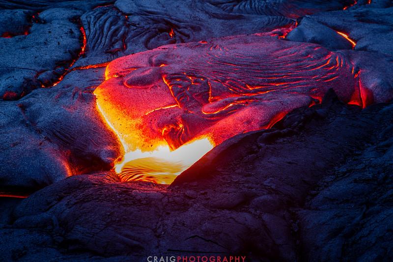 Hawaii Lava #13