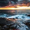 Ohikilolo Sunset, Oahu, HI #2