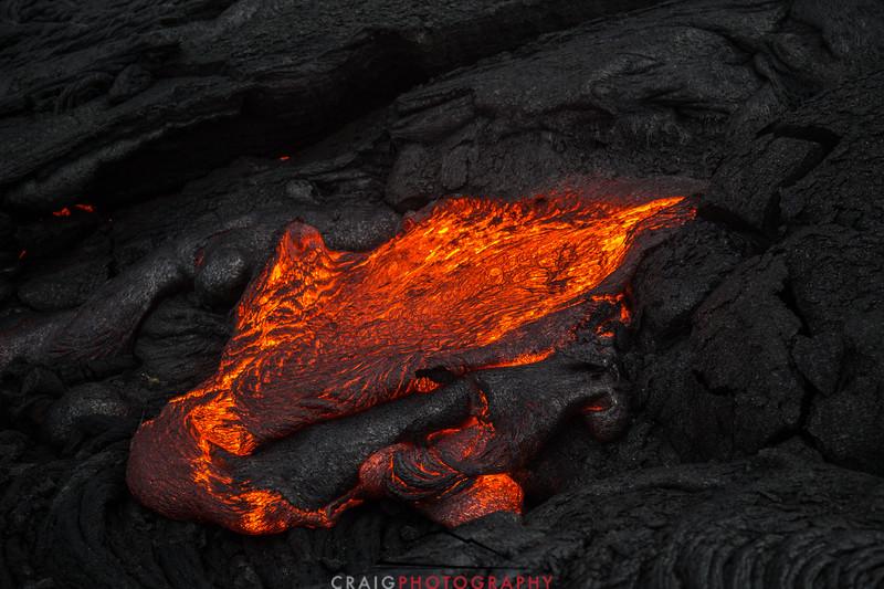 Hawaii Lava #24