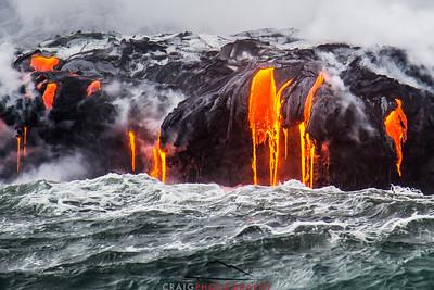 Hawaii Lava #31