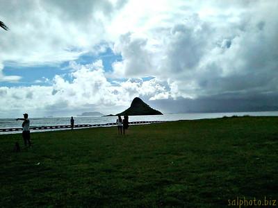Kualoa Regional Park Kaneohe Oahu Hawaii (October 2011) https://youtu.be/1DOad4wSMLg