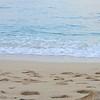 Beach - Footprints