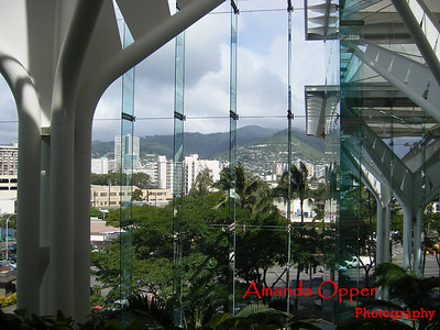 Convention Center in Honolulu