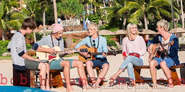 0M2Q8129-R5 Music Video-Disney Aulani Resort-Hollywood Records-MPS Entertainment-Hawaii-September 2013-Edit-2
