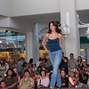 "The 4th of July Celebration at Aloha Tower Marketplace included a ""Red, White and Blue"" fashion show."