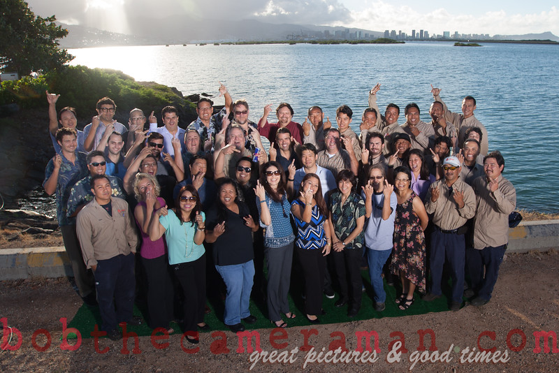 IMG_8506-Trane Commercial Systems Oahu-team picture-Ingersoll Rand Climate Control Technologies-Lagoon Drive-June 2015