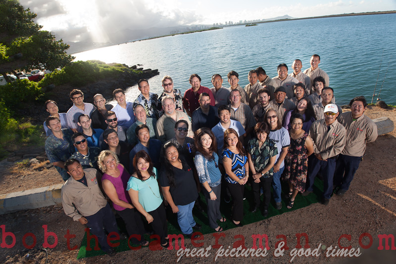 IMG_8509-Trane Commercial Systems Oahu-team picture-Ingersoll Rand Climate Control Technologies-Lagoon Drive-June 2015-Edit