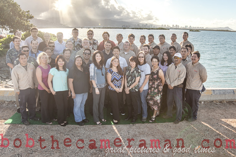 IMG_8513-Trane Commercial Systems Oahu-team picture-Ingersoll Rand Climate Control Technologies-Lagoon Drive-June 2015-Edit
