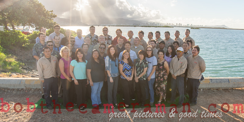IMG_8516-Trane Commercial Systems Oahu-team picture-Ingersoll Rand Climate Control Technologies-Lagoon Drive-June 2015-HDR