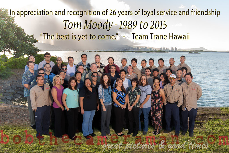 IMG_8497-Trane Commercial Systems Oahu-team picture-Ingersoll Rand Climate Control Technologies-Lagoon Drive-June 2015-Edit-Edit-2-Edit-Edit-Edit-Edit