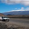 Painting Mauna Kea in Snow