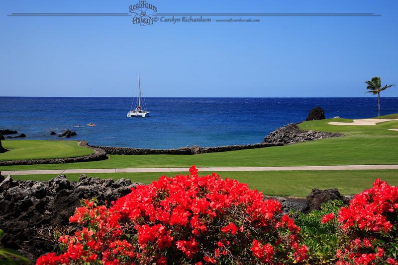 Mauna Lani Golf, Sail and Kayak