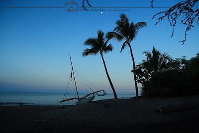 Kawaihai at dawn