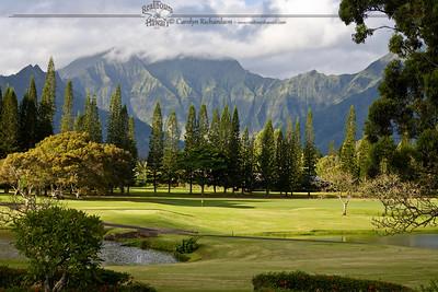 Princeville, Kaui Golf