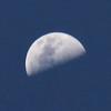 Puako moonset