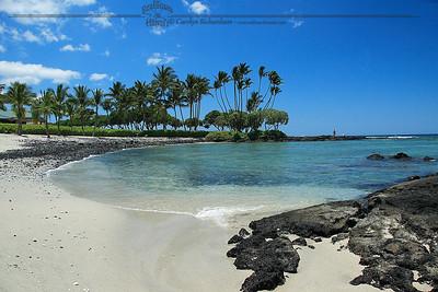 Mauna Lani Beach Fairmont Orchid