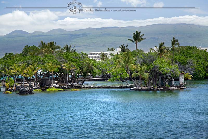 Ankaline Ponds at Mauna Lani Beach Club