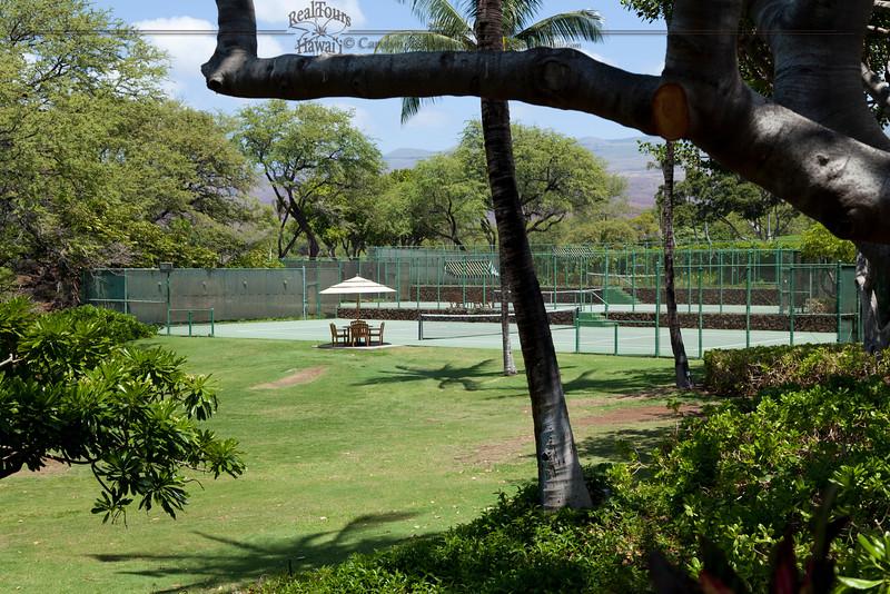 Mauna Kea Resort Tennis