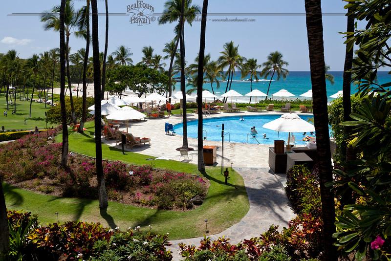 Mauna Kea Resort Pool