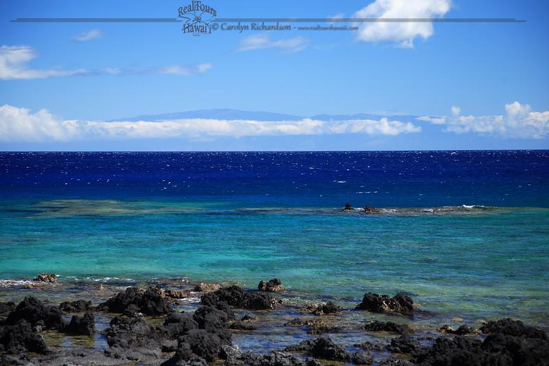 Maui from Mauna Lani Shoreline