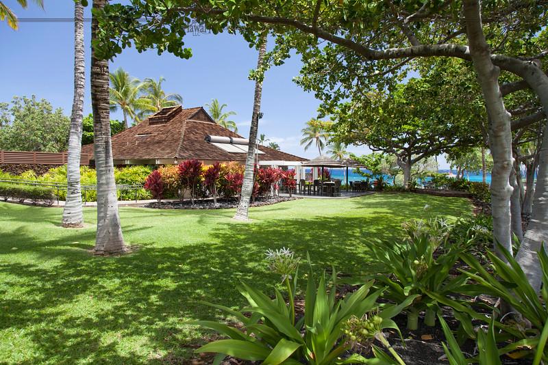 Napua Restaurant at Mauna Lani Beach Club