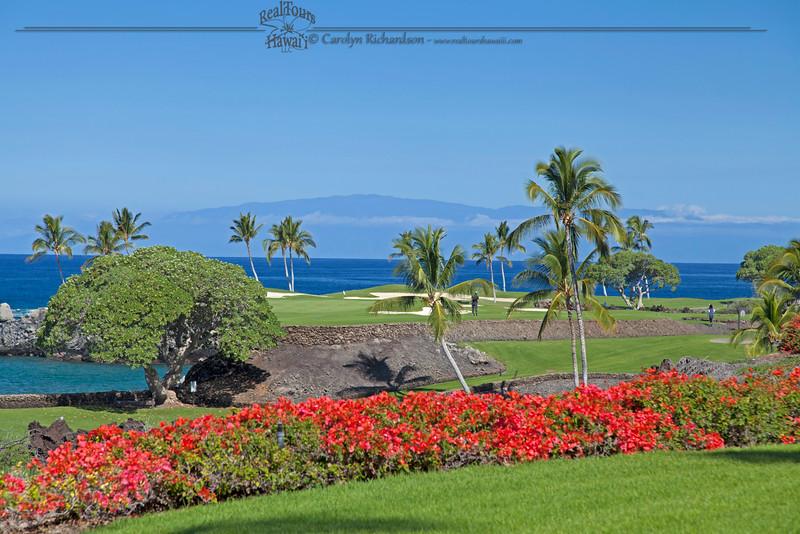 Mauna Lani Golf