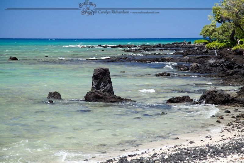 Anaehoomalu Bay