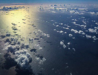 Pacific Clouds