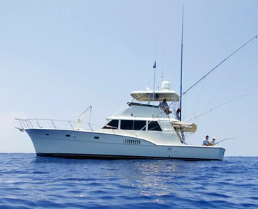 Private Charter - Kona Blue Sports Fishing